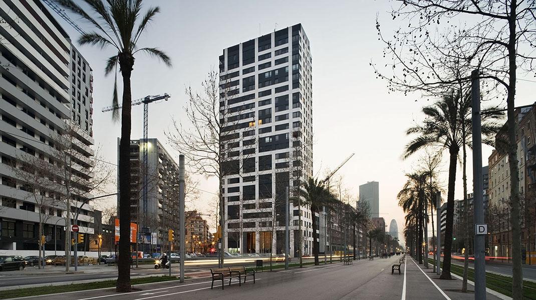 1. Torre Nova Diagonal